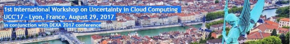 Call for papers 1st International Workshop on Uncertainty in Cloud Computing